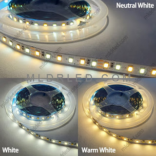 2835 dual white led tape