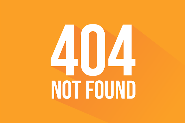 Mengalihkan Page Not Found 404 ke Halaman Depan