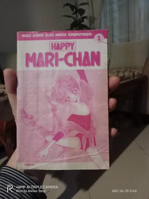 Happy Mary Chan