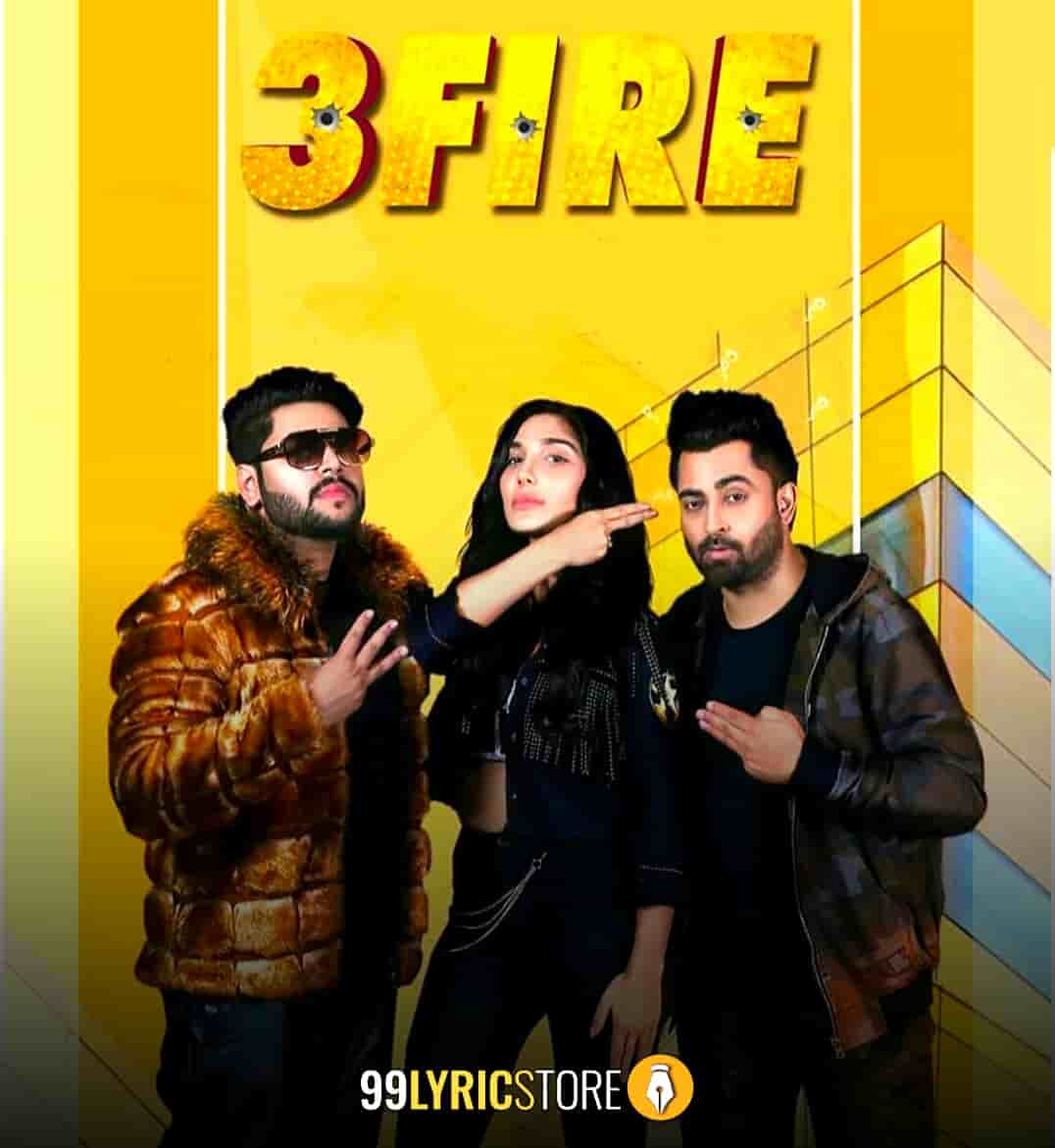 3 Fire Punjabi song sung by sharry maan ft. Swaalina