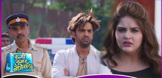 Kulfi held hostage,Sikandar confronts Lovely's evil in Kulfi Kumar Bajewala