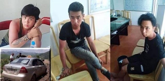Thằng cha và thằng con: 3 người Trung Quốc cướp của giết người Việt Nam được dẫn độ về nước