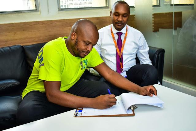 Jalang'o named Mwananchi Credit Ambassador