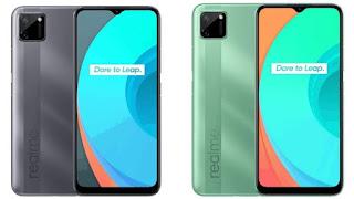 شركة ريلمي تطلق هاتف جديد من الفئة الاقتصادية Realme C11 وبمعالج جديد,هاتف ريلمي,سعر هاتف ريلمي,هاتف ريلمي الجديد,احدث هواتف ريلمي,اندرويد,ريلمي,هاتف realme,هاتف realme c11,realme c11,Android