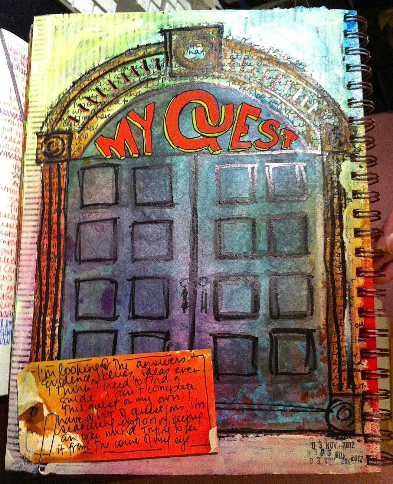 The Painted Door Monologue