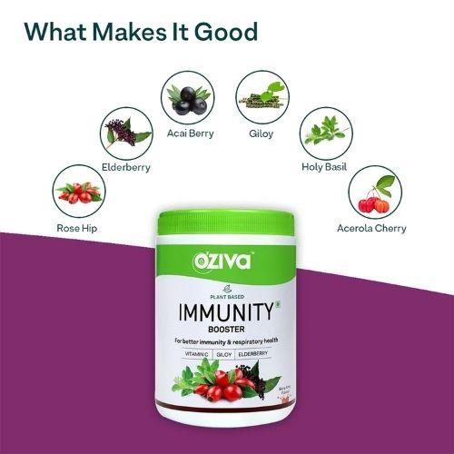 Oziva Immunity Booster