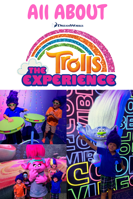 All About Trolls The Experience in New York City #trollstheexperience