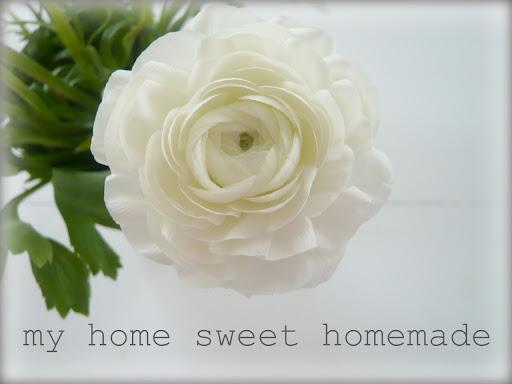 my home sweet homemade. Black Bedroom Furniture Sets. Home Design Ideas