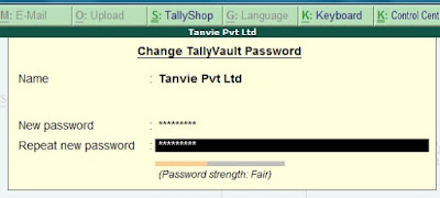 What is Tally Vault Password Feature, Use, Reset and How to Recover if Forgat