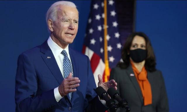 Presiden Amerika Joe Biden