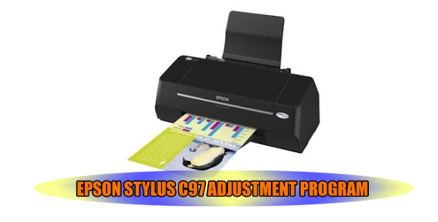 Epson Stylus C97 Printer Adjustment Program