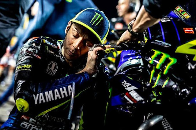 Valentino Rossi Feel Honored to be a Racer on the Yamaha Team