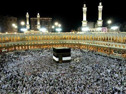 Tanah Suci Mekkah