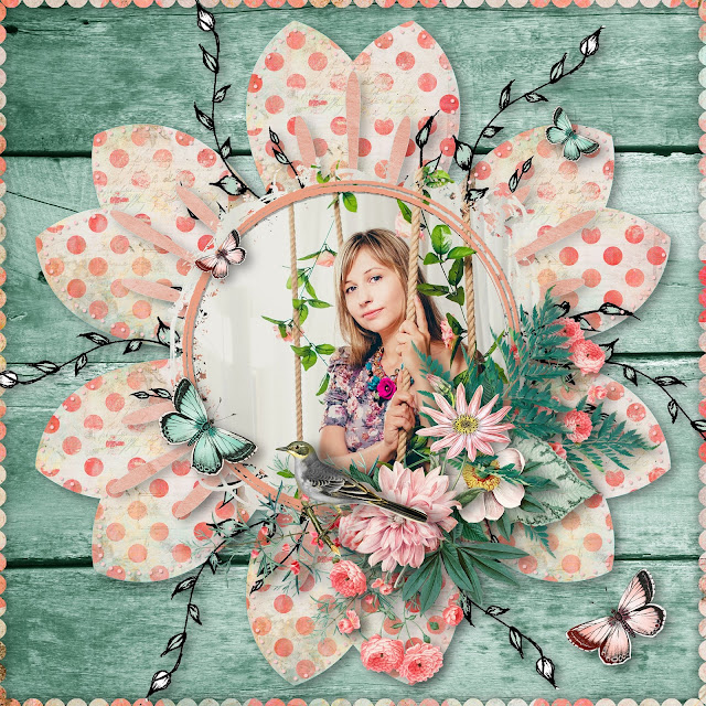 All The Pretty Flowers Templates