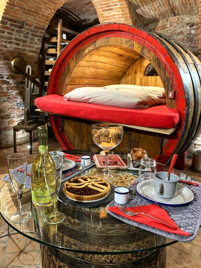hotel strani dove dormire in italia