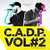 C.A.D.P. - Vol#2 (2020) full album stream