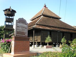 Masjid Tertua Di Malaysia Masjid Kampung Laut Kelantan