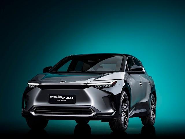 Toyota bZ4X Konseptini Tanıttı