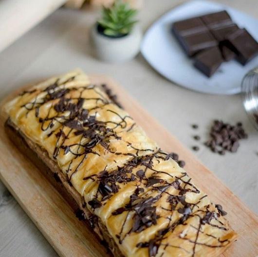pisjo cake kendari oleh oleh kendari coklat
