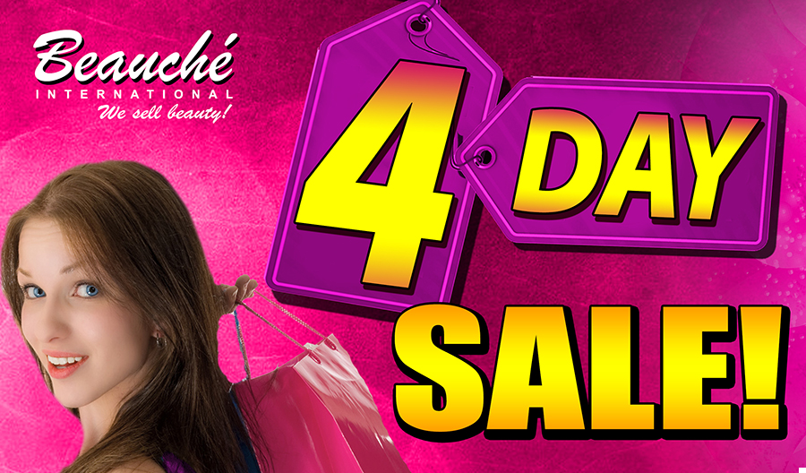 Super Wide 3 Days Sale April 29 - May 1, 2016