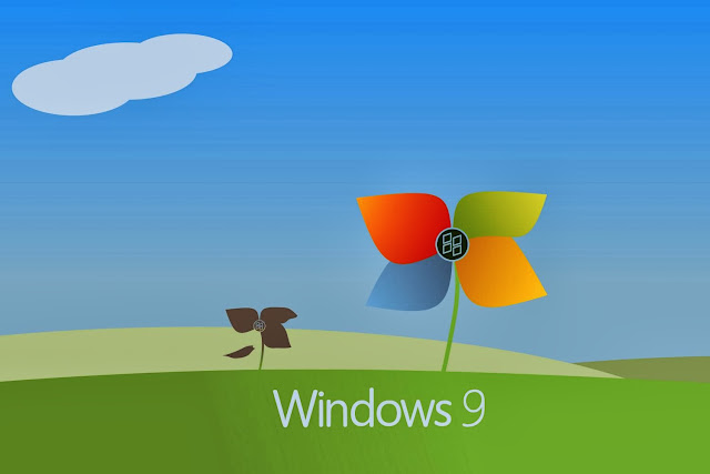 Windows 9 will be available in April 2015