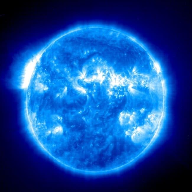 النجوم العمالقة الزرق Blue Giant Stars