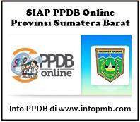 PPDB Wilayah Kabupaten dan Kota di Provinsi Sumatera Barat PPDB Provinsi Sumatera Barat 2019/2020