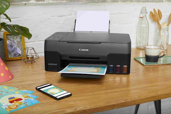 Canon amplia a série PIXMA G MegaTank com cinco impressoras básicas