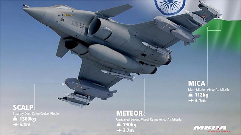Rafale-Meteor-Missile