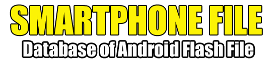 Database of Android Flash File