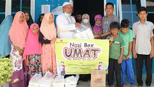 Keroncongantar Bantu Mudahkan Komunitas Baik Berbagi Makan Siap Saji Untuk Anak Yatim