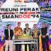 Hadiri Reuper SMA 2 Padang Angkatan 91-94, Wali Kota Minta Sumbang Saran Terkait Perkembangan Kota Padang