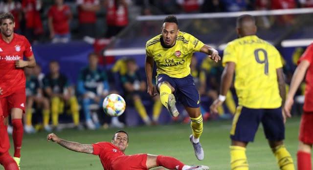 Arsenal vs Bayern Munich 2-1 Highlights ICC 2019