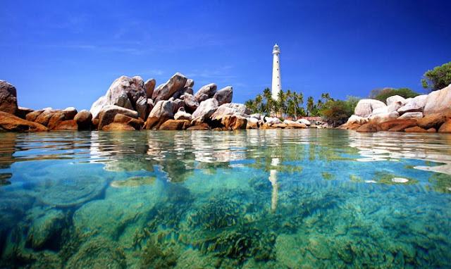 4. Kepulauan Belitung