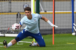 Kepa Arrizabalaga wants Chelsea stay after club's big defensive strengthening
