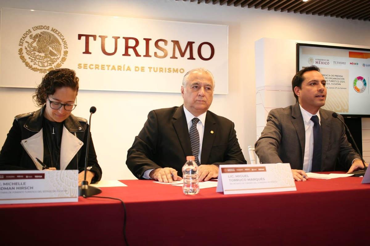 TIANGUIS TURÍSTICO 2020 MÉRIDA YUCATÁN SECTUR 02