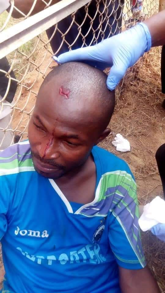 NPFL: Abia Derby called-off in violence as blood flows