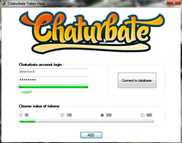 Chaturbate Tokens