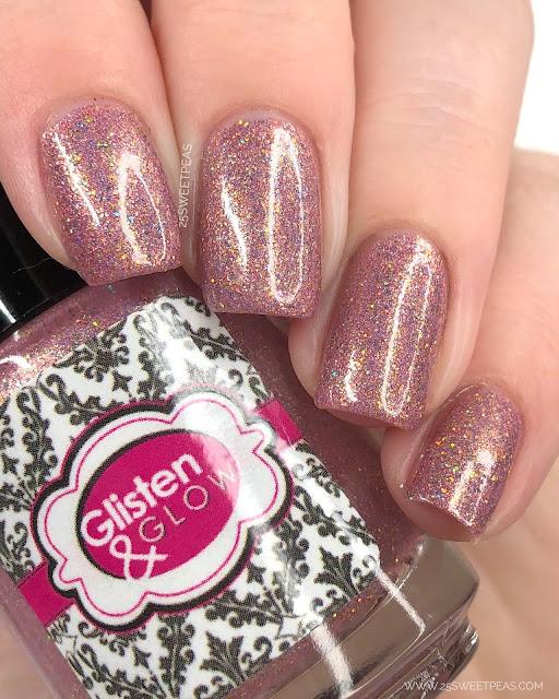 Glisten & Glow Cupid
