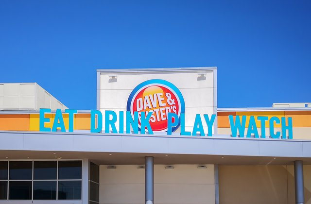 Dave & Buster's Entertainment