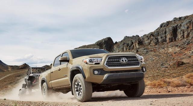 2018 Toyota Tacoma Diesel