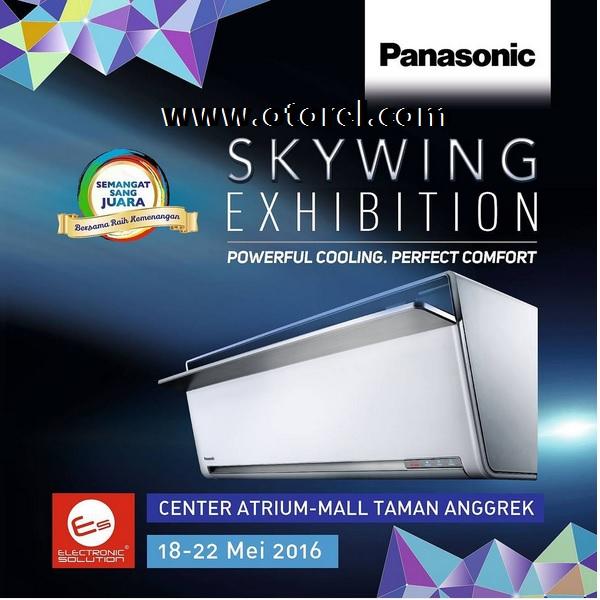 PANASONIC SKYWING EXHIBITION Mall Taman Anggrek