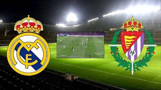 Реал Мадрид – Вальядолид смотреть онлайн бесплатно 24 августа 2019 прямая трансляция в 20:00 МСК.