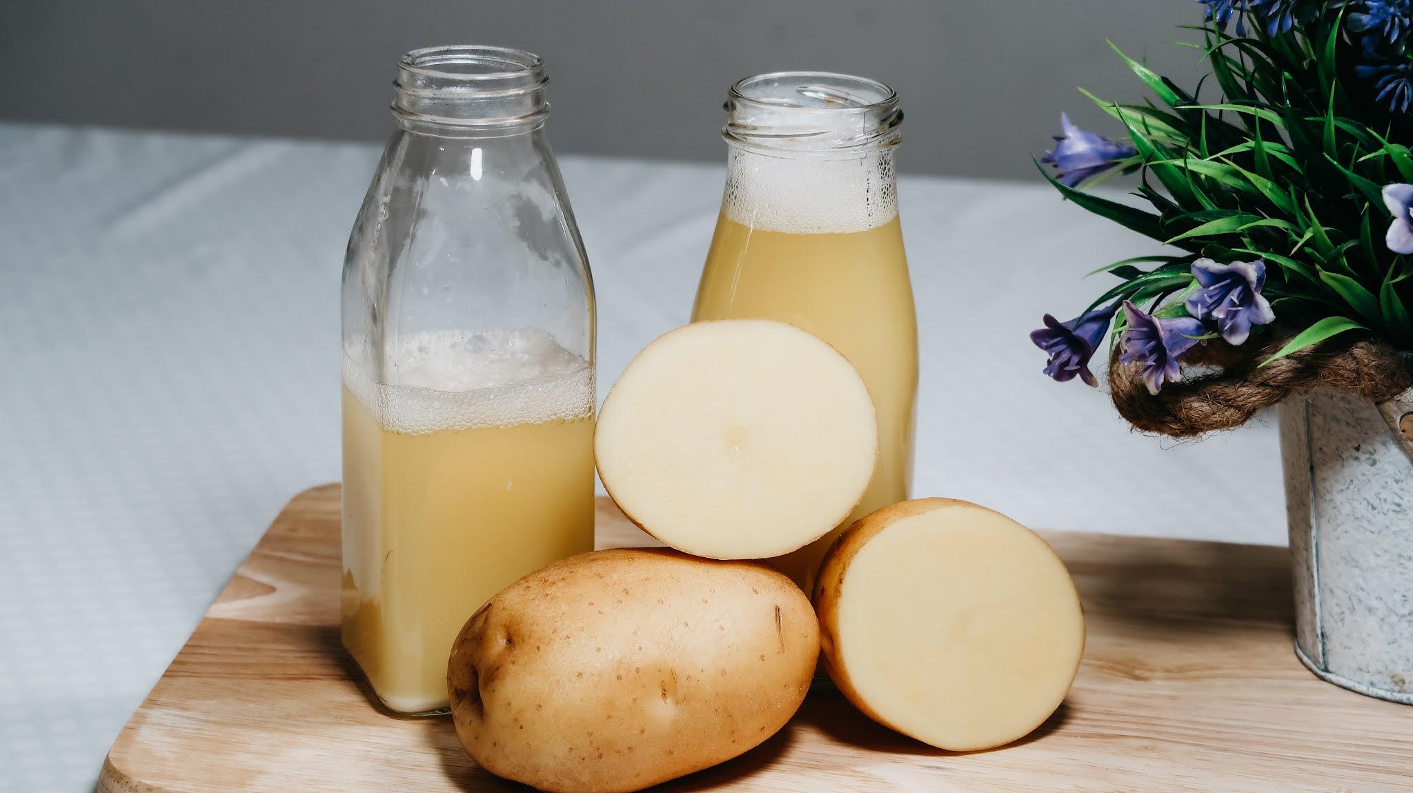20 lợi ích kinh ngạc của nước ép khoai tây