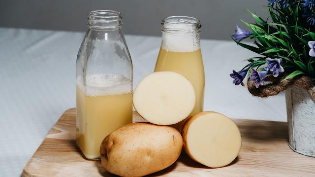 21 lợi ích kinh ngạc của nước ép khoai tây