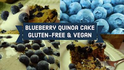 Cake recipe gluten free vegan