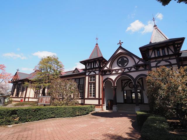 茨城県立土浦第一高等学校 旧土浦中学校本館
