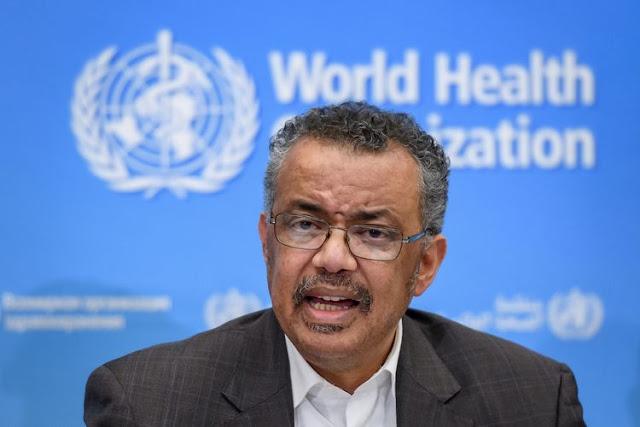WHO Sampaikan Pesan Mengejutkan Soal Pandemi Covid-19