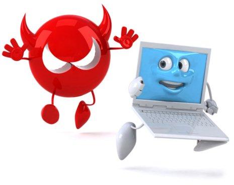 خطوات هامة للوقاية من فيروس الحاسوب