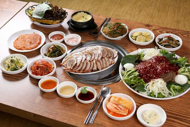 masakan korea halal
